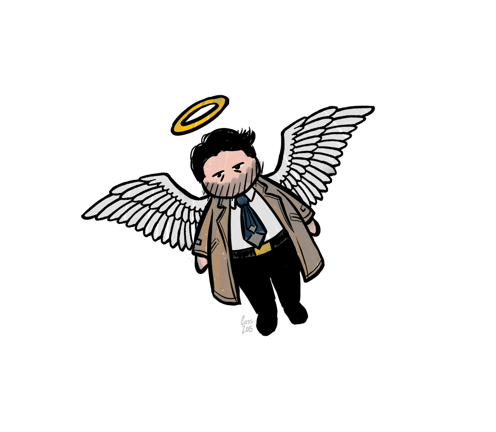 Chibi Castiel (Color)