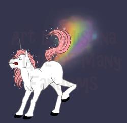 Classy Unicorns: Flatulent