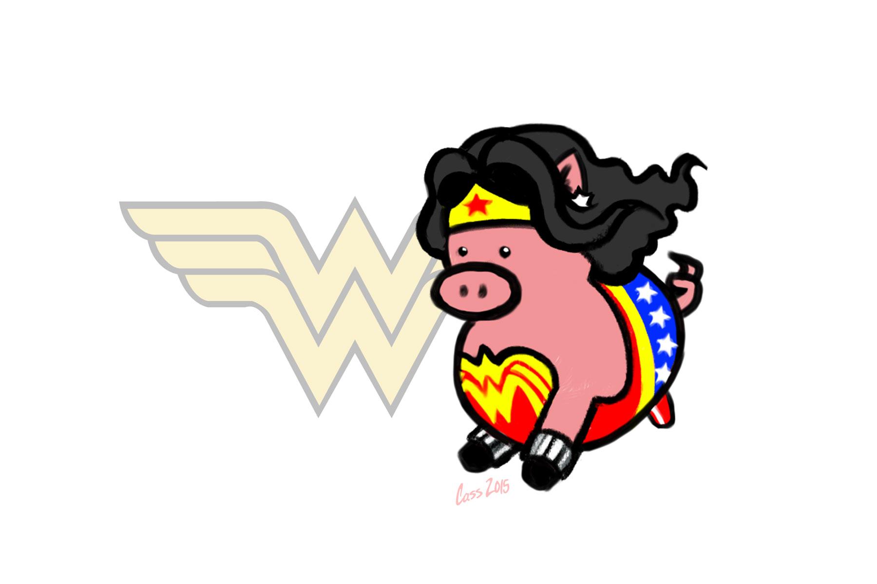 Wonder Pig!