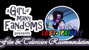 "LGBT+ PRIDE! Film & Television Rec: ""Steven Universe"""