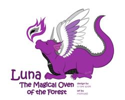Luna the Unidragon