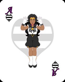 Ace Day: Sailor Allo (Heteroromantic