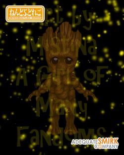 I am Nendo Groot