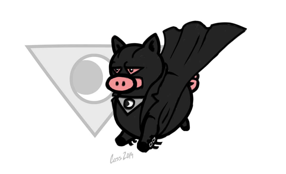 Midnighter Pig!