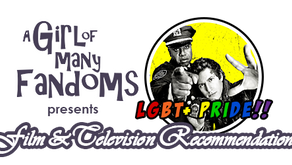 "LGBT+ PRIDE! Film & Television Rec: ""Brooklyn Nine-Nine"""