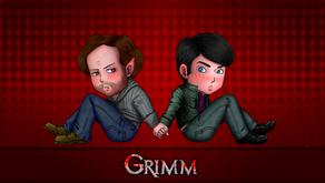 My Art: Grimm Chibis