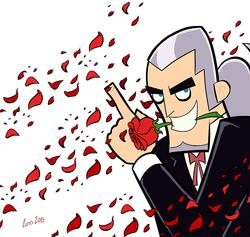 Seductive Vlad