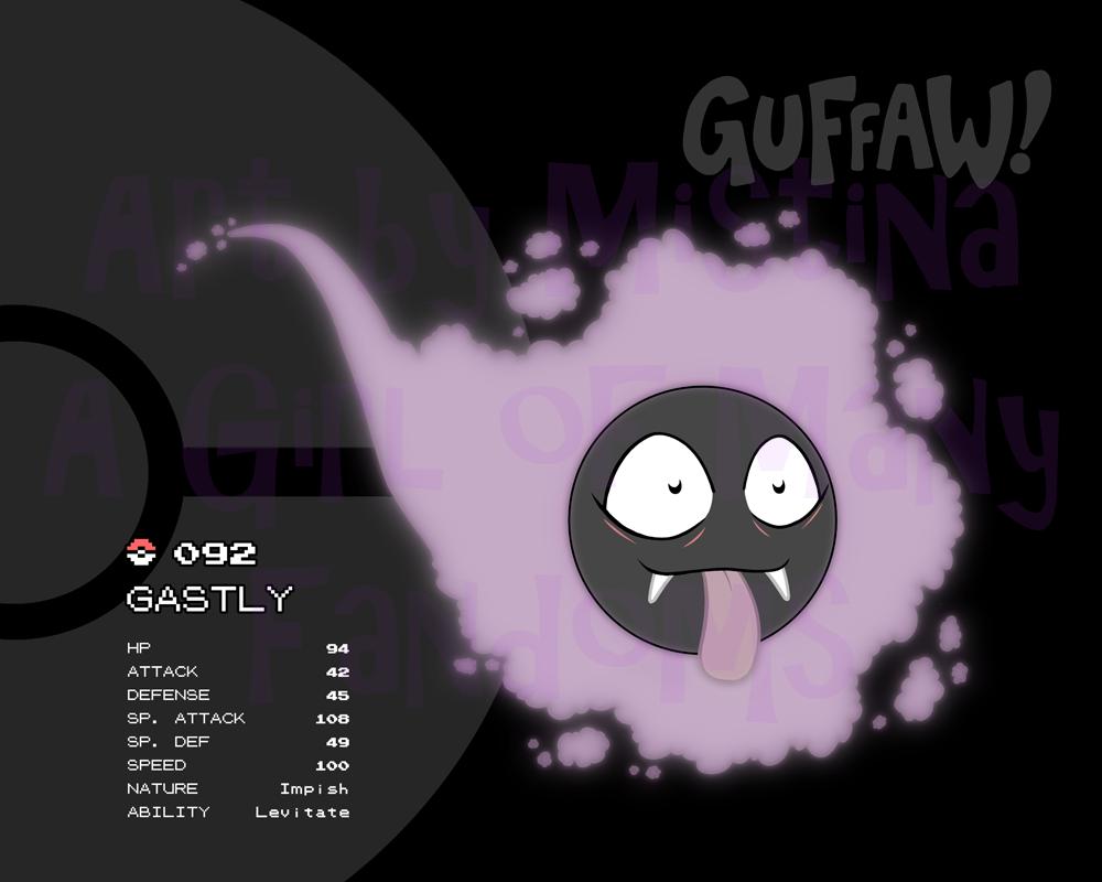 The Gastly 5: Guffaw