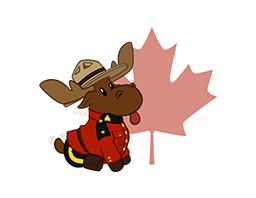 PRIDE-Mountie_Moose_Flag-ORIGINAL_LEAF-t