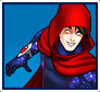"A gif set featuring, rank 05, Wiccan ( a.k.a. Billy Kaplan ) from the Marvel Comics phone game ""Avengers Academy""."