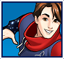 "A gif set featuring, rank 01, Wiccan ( a.k.a. Billy Kaplan ) from the Marvel Comics phone game ""Avengers Academy""."