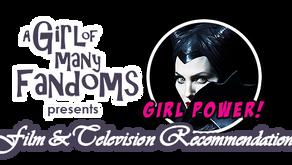 "GIRL POWER! Film & Television Rec: ""Maleficent"""