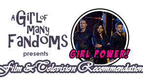 "GIRL POWER! Film and Television Recommendation: ""Killjoys"""