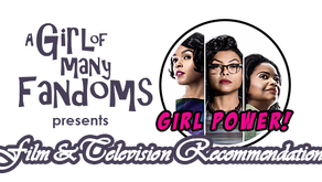 "GIRL POWER! Film & Television Rec: ""Hidden Figures"""