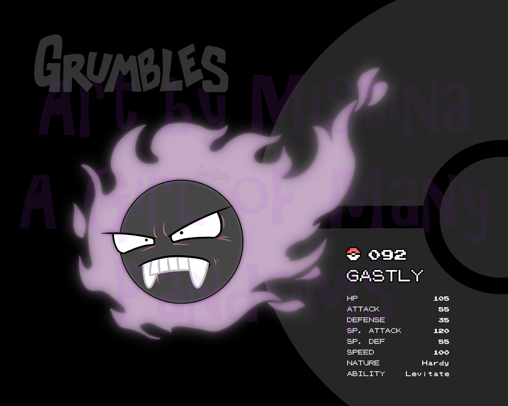 The Gastly 5: Grumbles