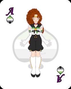 Ace Day: Sailor Aro