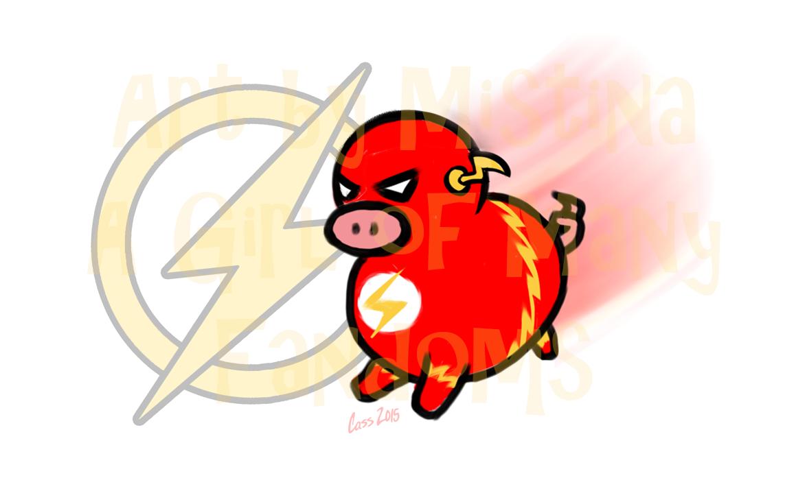Flash Pig!