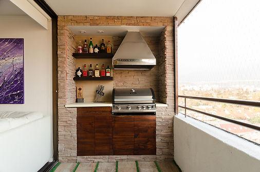remodelacion terraza quincho