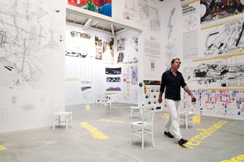 Biennale di Architettura di Venezia 2018. Giardini. Padiglione Spagna 1. Photo Irene Fanizza