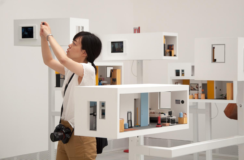 Biennale di Architettura di Venezia. Freespace Giardini. Micheal Maltzan Architecture 2. Photo Irene