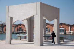 15. Mostra Internazionale di Architettura Venezia 2016 - Esterni Arsenale - Photocredit Irene Fanizz