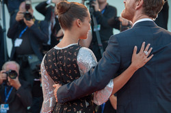 Foto - Biennale Cinema Venezia - 2016 - light between oceans red carpet - photocredit Irene Fanizza