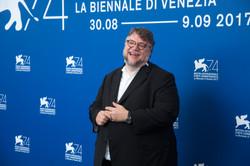 venezia74_photo-Irene-Fanizza_The-Shape-of-Water_director Guillermo del Toro 2