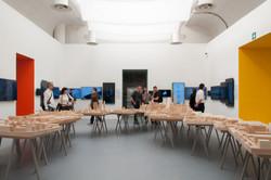 Biennale di Architettura di Venezia. Freespace Giardini. Big-Bjarke Ingels Group. Photo Irene Fanizz