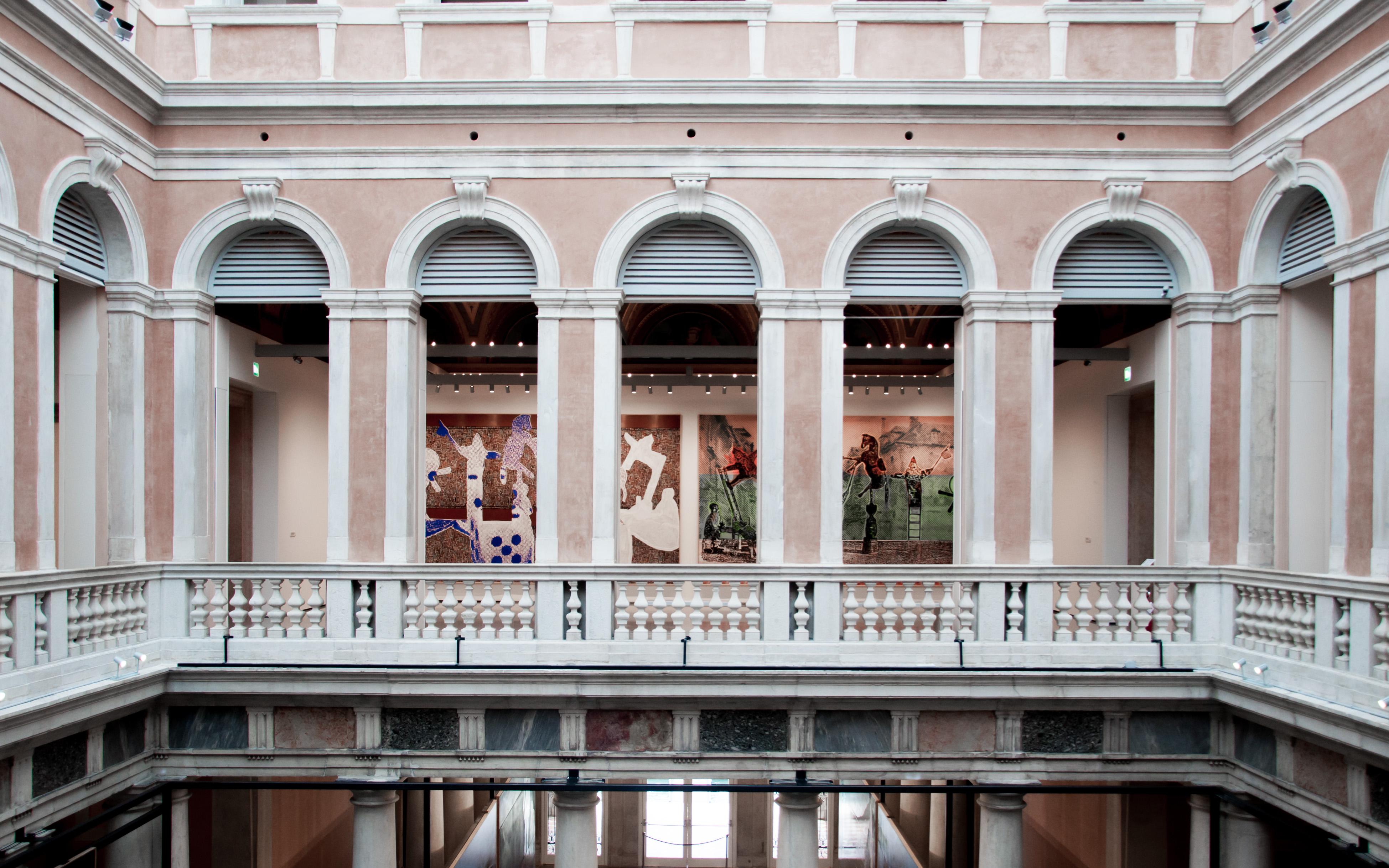 Sigmar Polke Palazzo Grassi Venezia