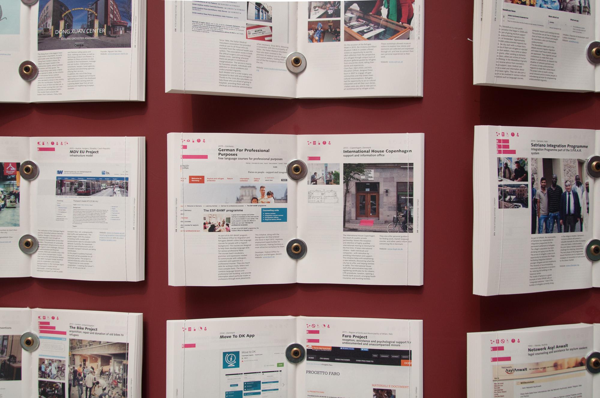 Biennale di Architettura di Venezia. Freespace Giardini. Crimson Architectural Historians. Photo Ire