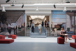 Biennale di Architettura di Venezia. Freespace Giardini 14. Photo Irene Fanizza