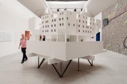 Biennale di Architettura di Venezia. Freespace Giardini. Micheal Maltzan Architecture. Photo Irene F