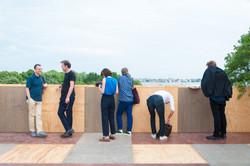 Biennale di Architettura di Venezia 2018. Giardini. Padiglione Gran Bretagna 1. Photo Irene Fanizza