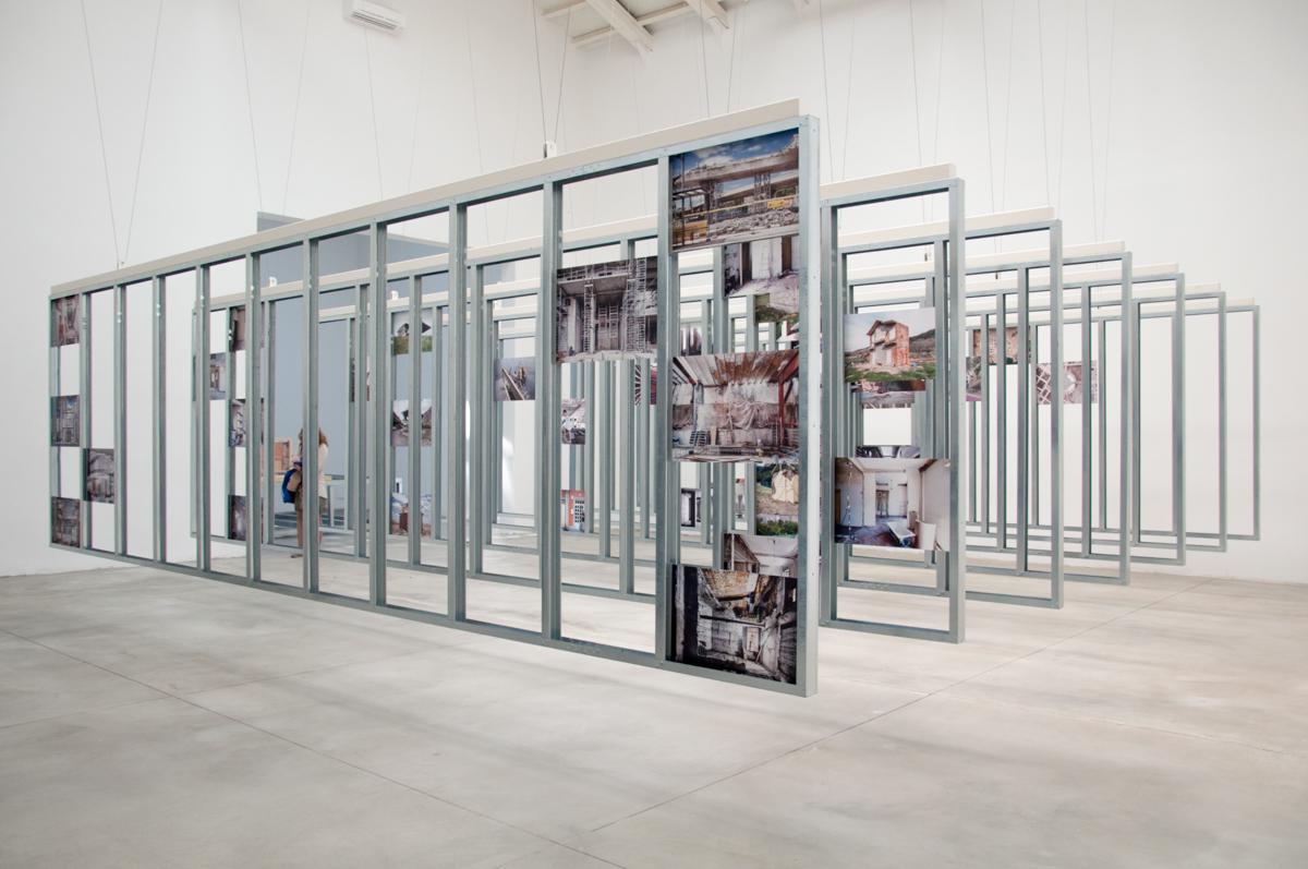 15. Mostra Internazionale di Architettura Venezia 2016 - Padiglione Spagna -Photocredit Irene Fanizz