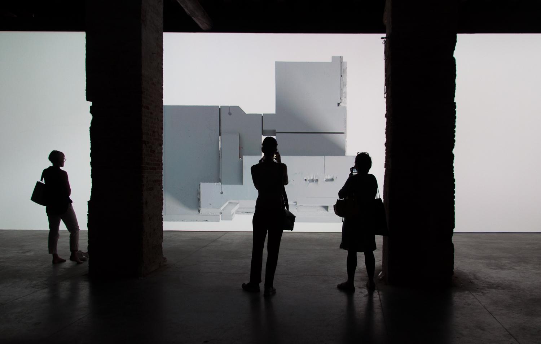 Biennale di Architettura di Venezia 2018. Arsenale Victoria & Albert 1. Photo Irene Fanizza