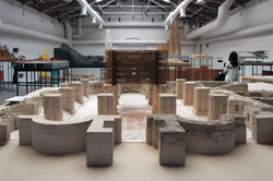 Biennale di Architettura di Venezia. Freespace Giardini. Atelier Peter Zumthor 2. Photo Irene Fanizz