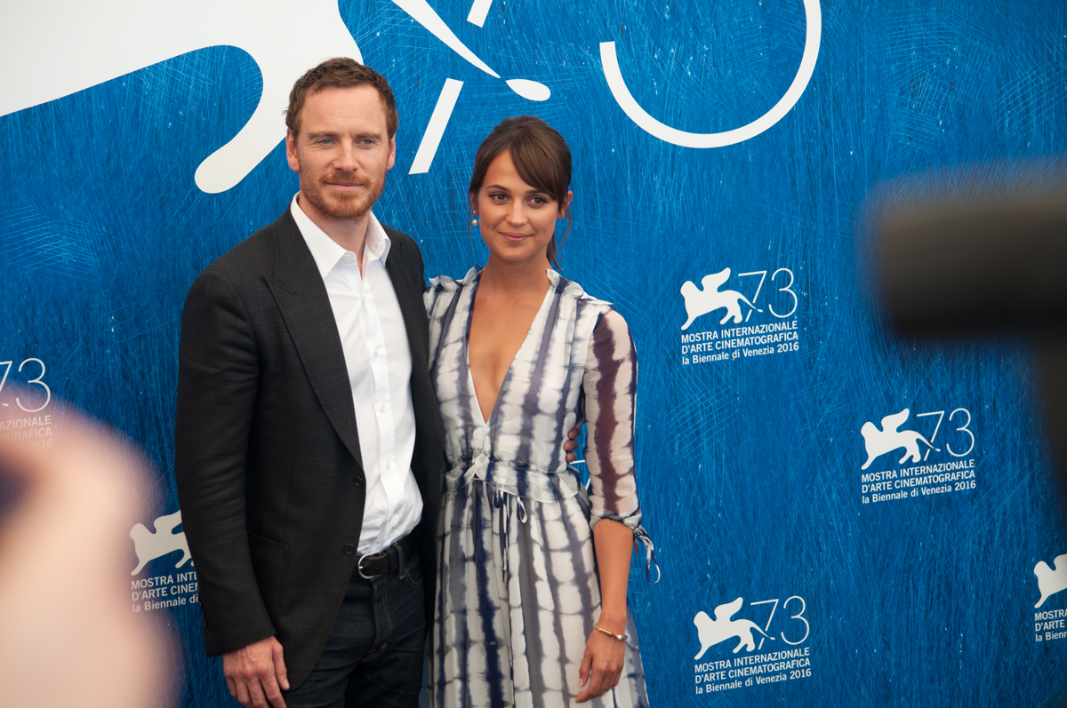 73.Biennale Cinema Venezia 2016 - Photocredit Irene Fanizza-20 - the light between oceans