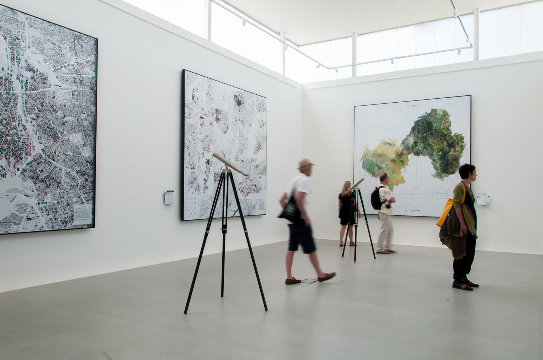 Biennale di Architettura di Venezia 2018. Giardini. Padiglione Brasile. Photo Irene Fanizza