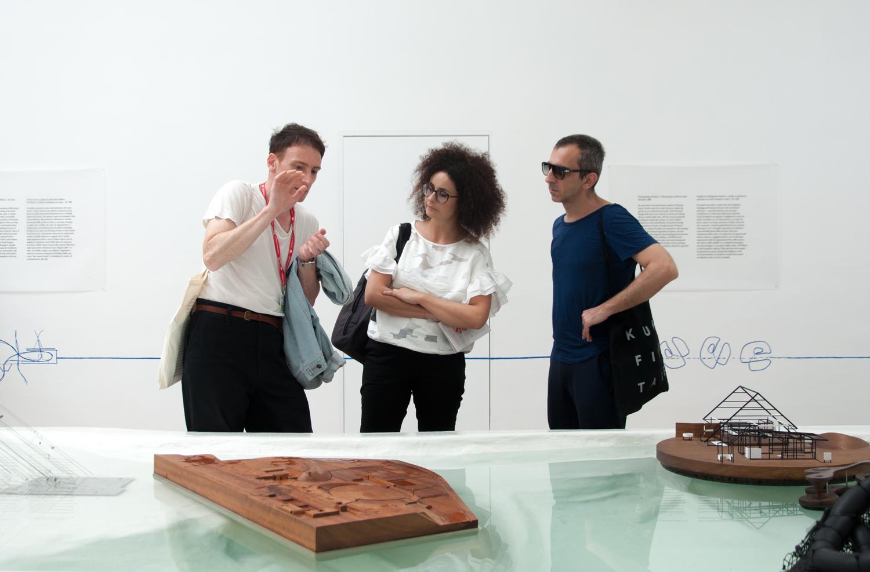 Biennale di Architettura di Venezia 2018. Giardini. Padiglione Serbia 2. Photo Irene Fanizza