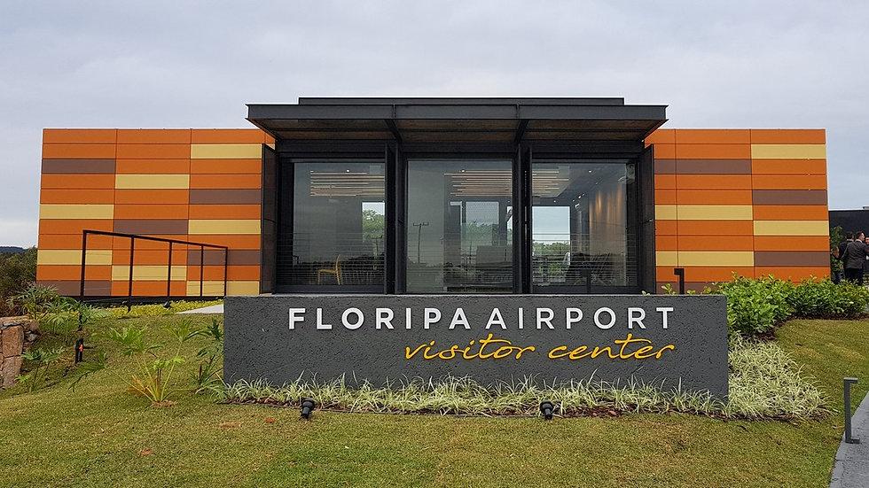 Traslado Aeroporto FLN - Compartilhado