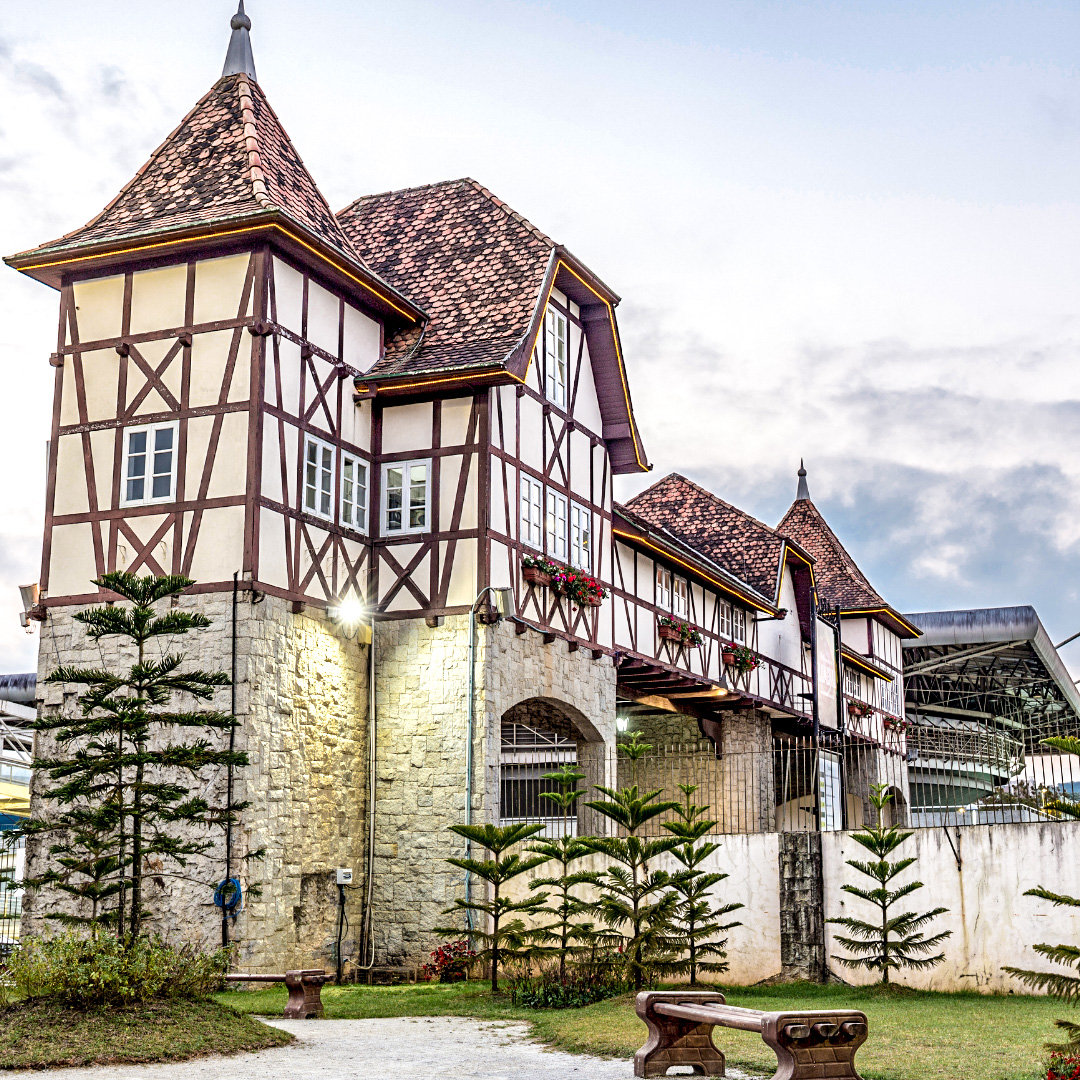 Vale Europeu - Blumenau e Pomerode