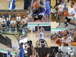 Hoops For Awareness Wheelchair Basketball Game