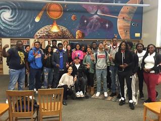 McClymonds High School visit