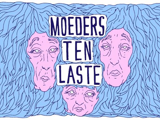 Podcast Moeders ten laste