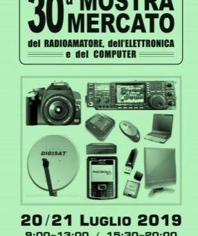 30/a FIERA DEL RADIOAMATORE DELL'ELETTRONICA E DEL COMPUTER