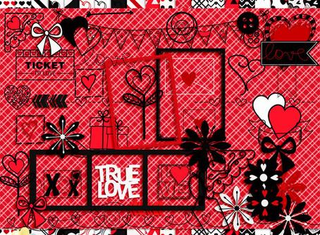Todo os kits Amor com 30% de desconto