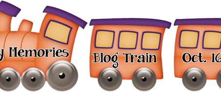 Blog Train Outubro