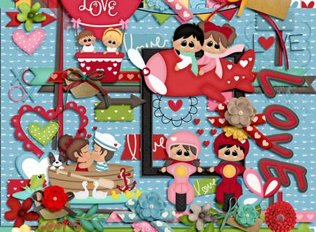 Lançamento Kit dia dos Namorados