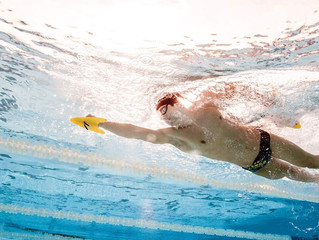 Do you swim enough times per week with structured sessions, to ensure you're progressing and swi