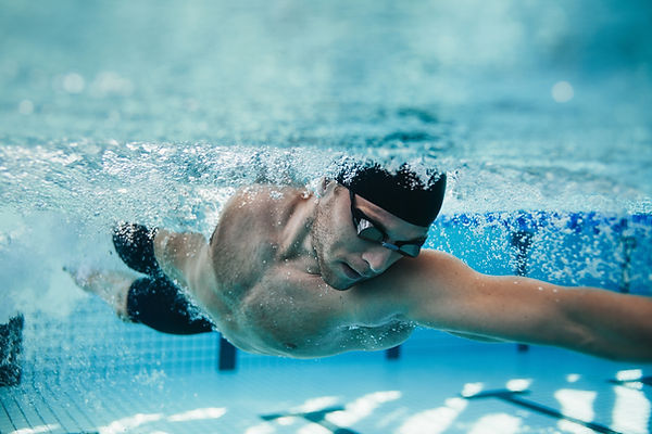 Speedy Swimming - Private Front Crawl Swim Lessons in Surrey & South West London